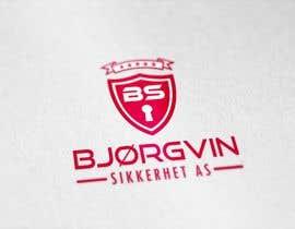 pradeepgusain5 tarafından Desgin a logo for Bjørgvin Sikkerhet AS için no 81