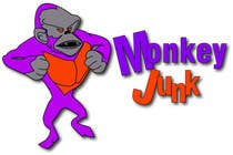 Graphic Design Конкурсная работа №76 для Logo Design for Monkey Junk