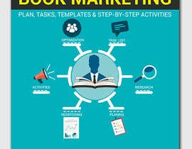 #59 for Create a Front Book Cover Image about Book Marketing by Inadvertise