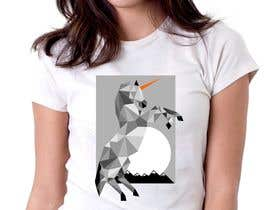 #15 for Create a vivid and striking T-shirt design by rabin610
