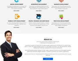 #3 for webpage redesign by CodePixelsSmart