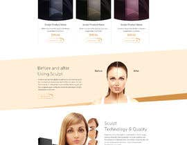 #20 for website for new brand called scuplt by pixelwebplanet