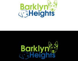 #19 for Design a Logo for Barklyn Heights Dog Daycare by lucianito78