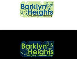 #34 for Design a Logo for Barklyn Heights Dog Daycare by lucianito78
