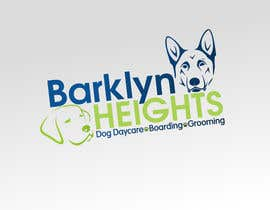 #43 for Design a Logo for Barklyn Heights Dog Daycare by lucianito78