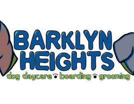 #55 for Design a Logo for Barklyn Heights Dog Daycare by paxnea