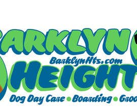 #17 for Design a Logo for Barklyn Heights Dog Daycare by robertmorgan46