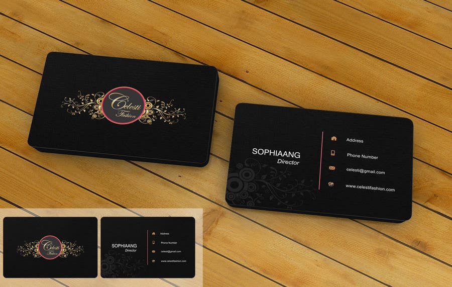 Entry 25 By Rohitnav For Design A Logo And Business Card Contest
