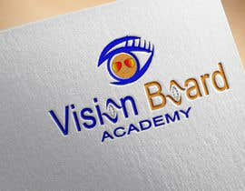 #1532 for Create Logo for my company Vision Board Academy av limamallik