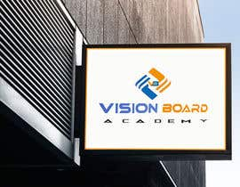 #1541 for Create Logo for my company Vision Board Academy av limamallik