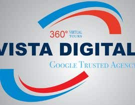 #9 for Design a Logo For Vista Digital Google Trusted Agency by irtoday2015ydcg