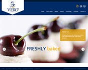 Theme, Web Site and Print Design for Cafe/Bakery için Graphic Design37 No.lu Yarışma Girdisi