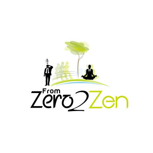 #57 for Illustration Design for From Zero to Zen by KreativeAgency