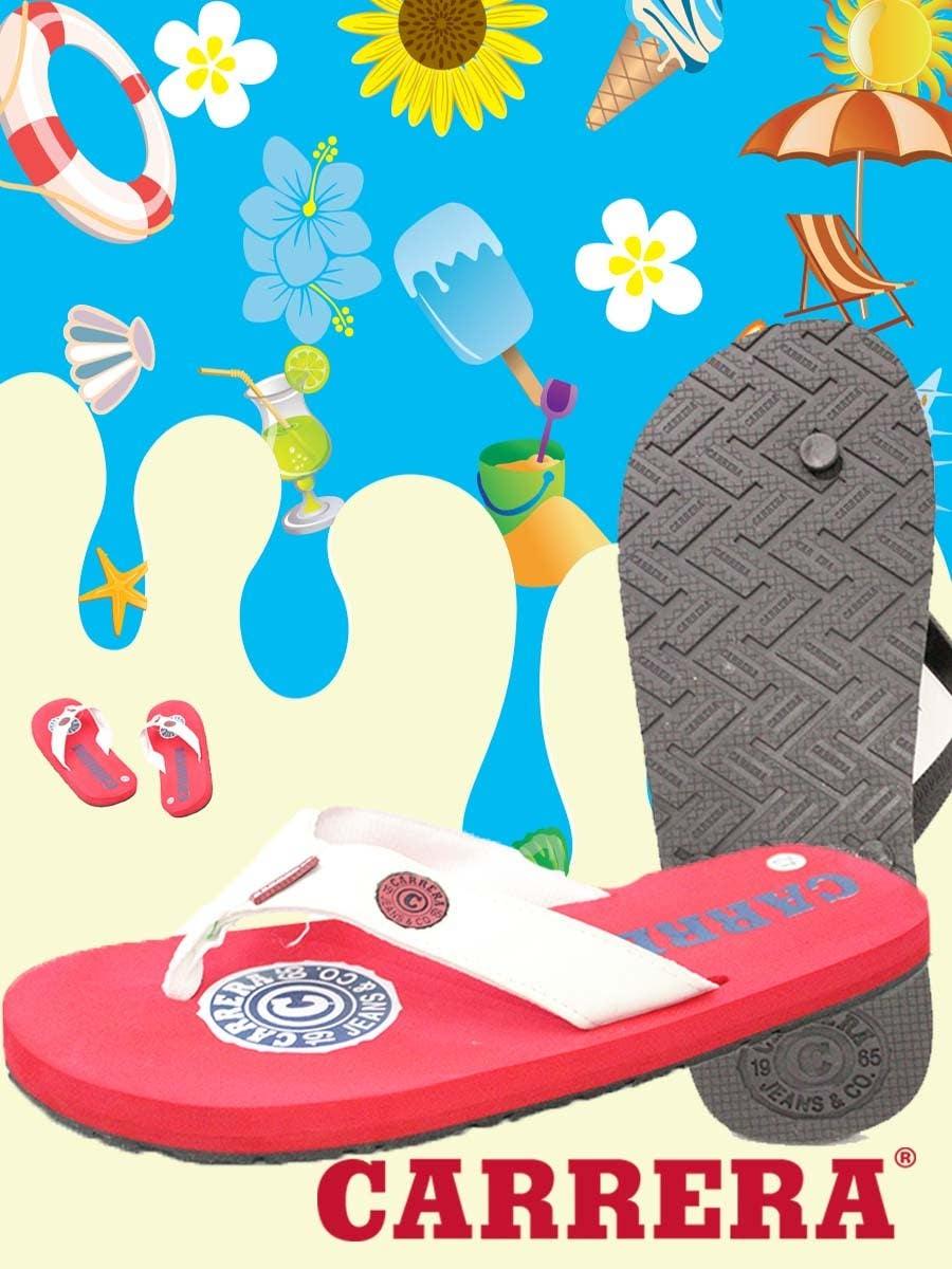 Penyertaan Peraduan #                                        30                                      untuk                                         Poster Graphic Design for Carrera Shoes