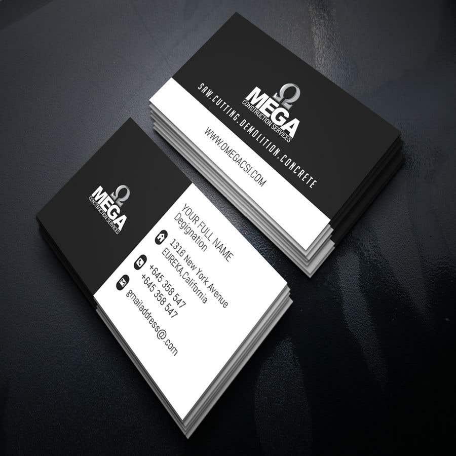 Entry #360 by sohel1971 for award winning business card | Freelancer