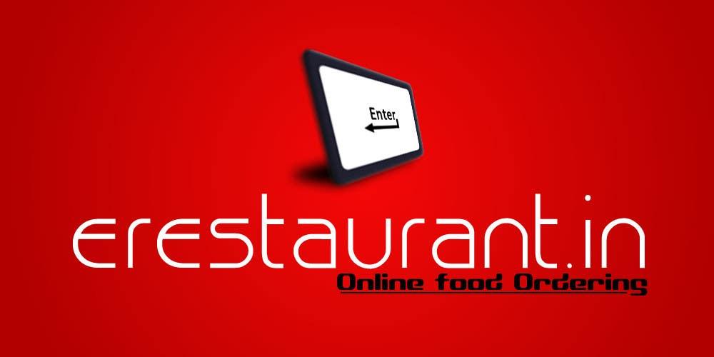 Konkurrenceindlæg #103 for Logo Design for www.erestaurant.in