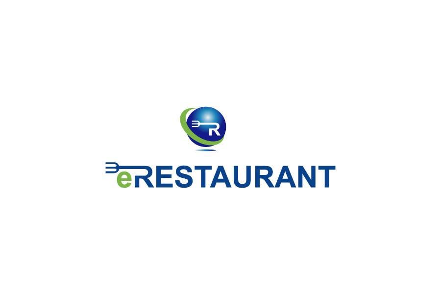 Penyertaan Peraduan #                                        105                                      untuk                                         Logo Design for www.erestaurant.in