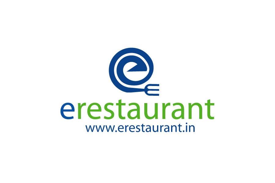 Penyertaan Peraduan #                                        24                                      untuk                                         Logo Design for www.erestaurant.in