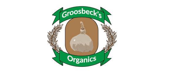 Penyertaan Peraduan #                                        23                                      untuk                                         Design a Logo for Groosbeck's Organics