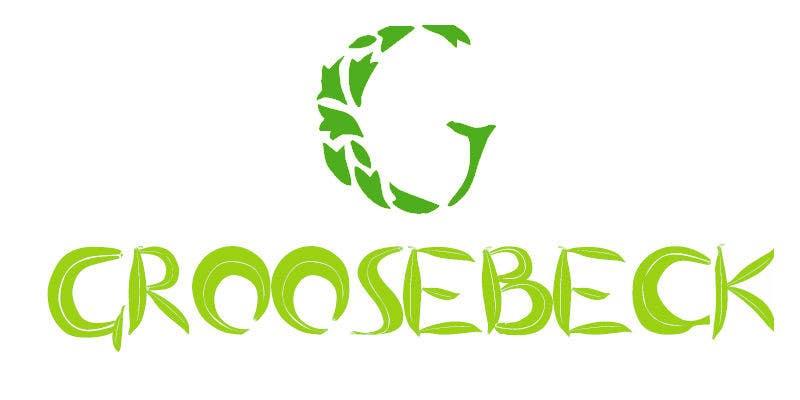 Penyertaan Peraduan #                                        2                                      untuk                                         Design a Logo for Groosbeck's Organics