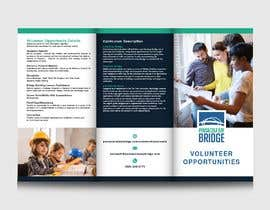 #36 para Rework an Volunteer Opportunity Brochure por kinaman94