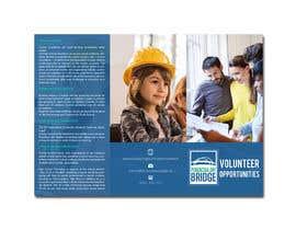 #67 para Rework an Volunteer Opportunity Brochure por sofyandfk