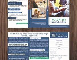 #30 para Rework an Volunteer Opportunity Brochure por madarakrevica