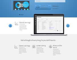 #12 for Wordpress Theme Design for Stats.cx by Bkreative