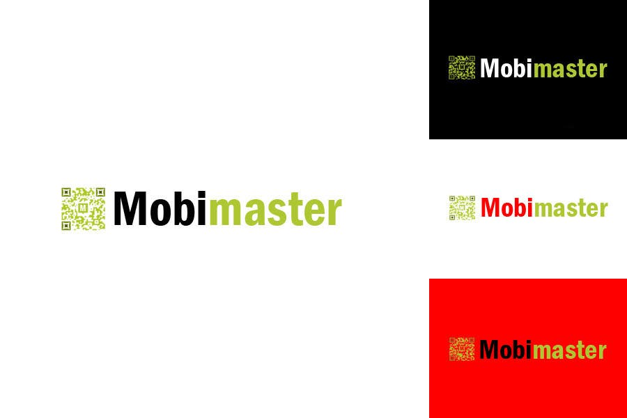 Kilpailutyö #603 kilpailussa Logo Design for Mobimaster