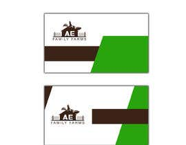 #14 for Design logo and matching banner & business card for small family farm af KLTP