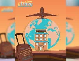 #12 untuk Design a Flyer for a traveling company oleh anupamashifa