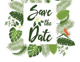 #8 for I need some Graphic Design  - Save the date invite by ilkerao