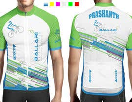 #54 cho I need some Graphic Design for our Cycling Club Jersey bởi FARUKTRB