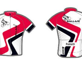 #48 cho I need some Graphic Design for our Cycling Club Jersey bởi Nanatabi