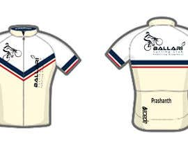 #51 cho I need some Graphic Design for our Cycling Club Jersey bởi Nanatabi