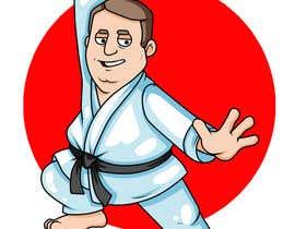 Nro 5 kilpailuun I need a cartoon portrait käyttäjältä ChepAlina