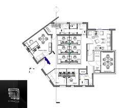 #36 för design office floor plan av espinozarchitect