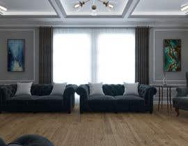 Číslo 39 pro uživatele Architecture Design One Room (5m * 7m) od uživatele Rabar3D