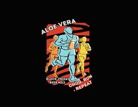 #4 cho Beer mile logo for tshirt   It has to say  Aloe Vera Black Friday Beer Mile  2017  I want something with a runner and beer.   Look for examples online.   I need this asap. bởi markjonson57