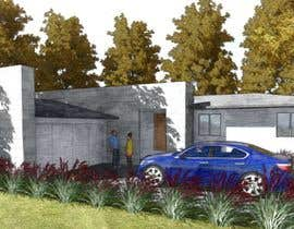#19 dla 2D or 3D Drafting/Design Ideas for front of residential ranch house przez ernestoTLLZ