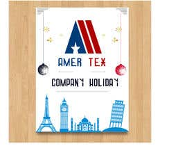 #13 untuk Company Holiday Card Creation oleh rahatarnob