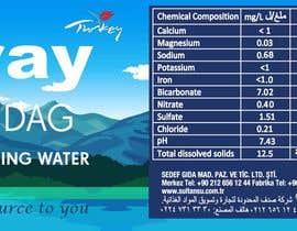 khuramsmd tarafından Labels for minerel water bottle için no 5