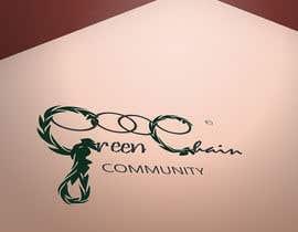 #103 for Green Chain Logo Design! af Farhad909
