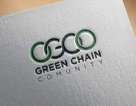 #453 for Green Chain Logo Design! af smarttgraphic