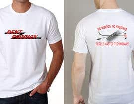softboyasad tarafından Design a T-Shirt for an Dent Repair Company için no 5