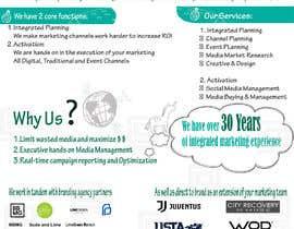 #20 pentru Design a 1 Sheet Marketing Flyer to Promote Our Business Services de către aisyahart86