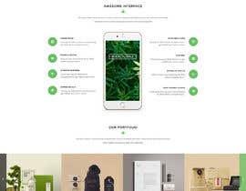 #37 for Design a Website Mockup by pokon