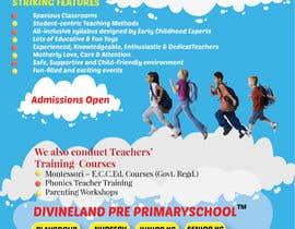 mhasan6052 tarafından pre-school pamphlet/ leaflet 1 için no 6