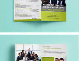 Nro 20 kilpailuun BC Company brochure design käyttäjältä younus180