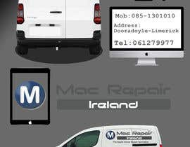 #1 for Design layout for Van graphics (livery) af AhmadSedky